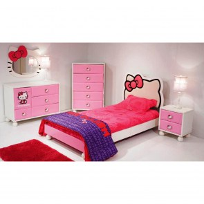 nice hello kitty bedroom set furniture
