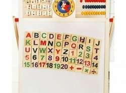 Puzzle lemn cu nume copil